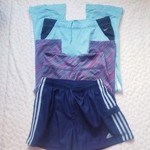 Nike Pants - Athletic clothes pants sports bra tank top shorts